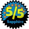 title= The Adventurous Cacher   Tildelt for at finde 1 eller mere caches with a Difficulty/Terrain rating of 5/5   Lyngerup.dk has 13 og behøver 5 mere for at gå et level op