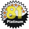 title= The Matrix Cacher: Awarded for finding 20 caches with unique Difficulty/Terrain ratings | ozone68 has 45 and needs 5 more to go up a level