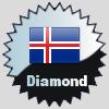 title= Iceland Cacher    Tildelt for at finde caches in a percentage of states in Iceland       Lyngerup.dk has 100% (8 of 8 states) og behøver 0% mere for at gå et level op