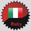 title= Italy Cacher    Tildelt for at finde caches in a percentage of states in Italy       Lyngerup.dk has 40% (8 of 20 states) og behøver 10% mere for at gå et level op