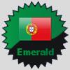 title= Portugal Cacher    Tildelt for at finde caches in a percentage of states in Portugal       Lyngerup.dk has 75% (15 of 20 states) og behøver 25% mere for at gå et level op
