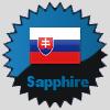title= Slovakia Cacher    Tildelt for at finde caches in a percentage of states in Slovakia       Lyngerup.dk has 50% (4 of 8 states) og behøver 25% mere for at gå et level op