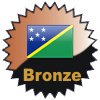 title= Solomon Islands Cacher    Awarded for finding caches in a percentage of states in Solomon Islands       RNKBerlin has 11% (1 of 9 states) and needs 4% more to go up a level