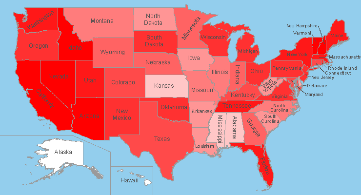 States cached in